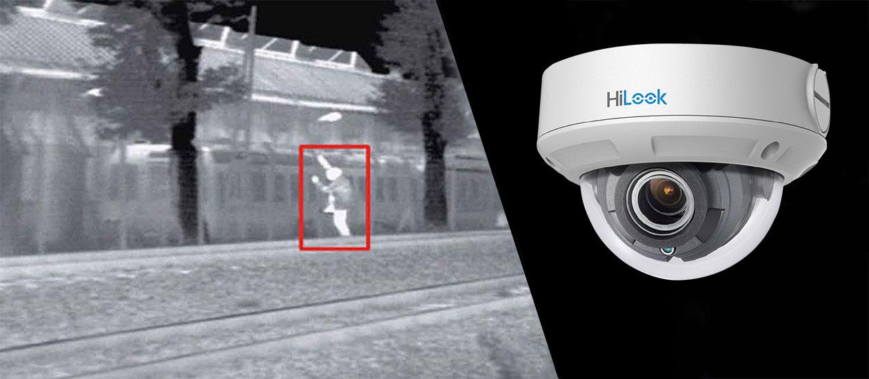 تکنولوژی تشخیص نفوذ Intrusion Detection در دوربین مداربسته هایلوک