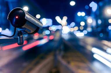 دید در شب دوربین مداربسته هایلوک