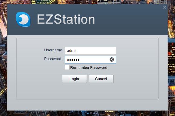 نرم افزار مدیریت تصاویر EZStation